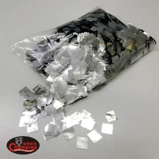 銀色方形電化鋁亮片