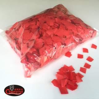 方形紙片-紅色