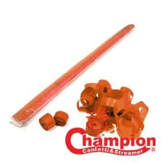 紙彩帶- 橘色