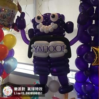 人物 人偶 動物 拍照區 客製 造型 太空人 星球 太空 火箭 機器人 yahoo 周年餐會