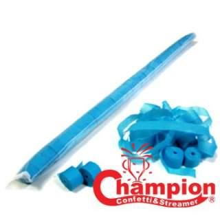 紙彩帶-淺藍色