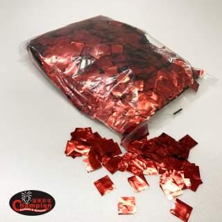 紅色方形電化鋁亮片