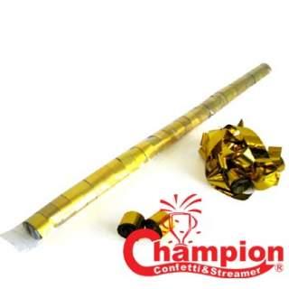 電化鋁彩帶-金色