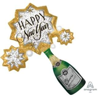 LRG: 新年香檳