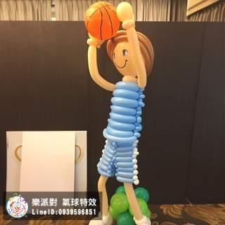 籃球員人偶